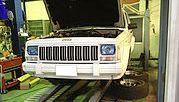 車検や修理のイメージ